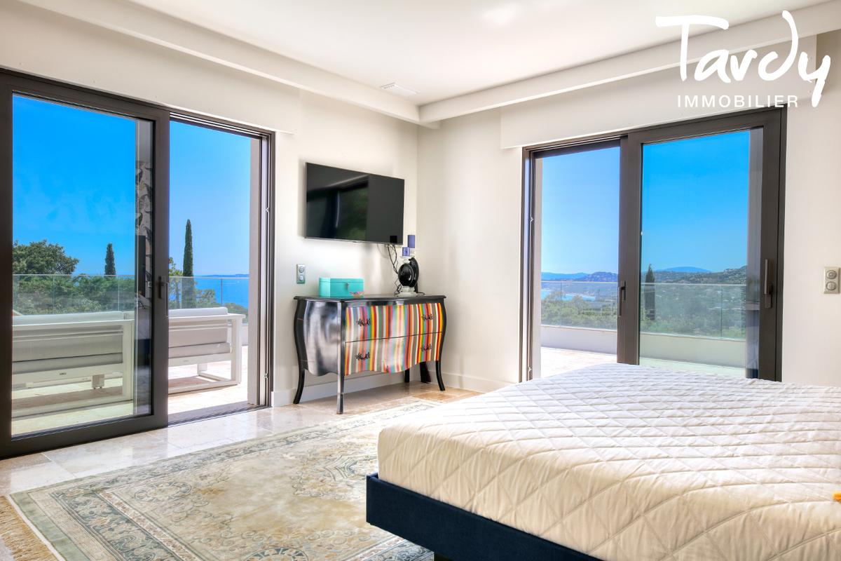 Villa  neuve contemporaine vue mer 83380 LES ISSAMBRES - Les Issambres - vente villa contemporaine cote d azur