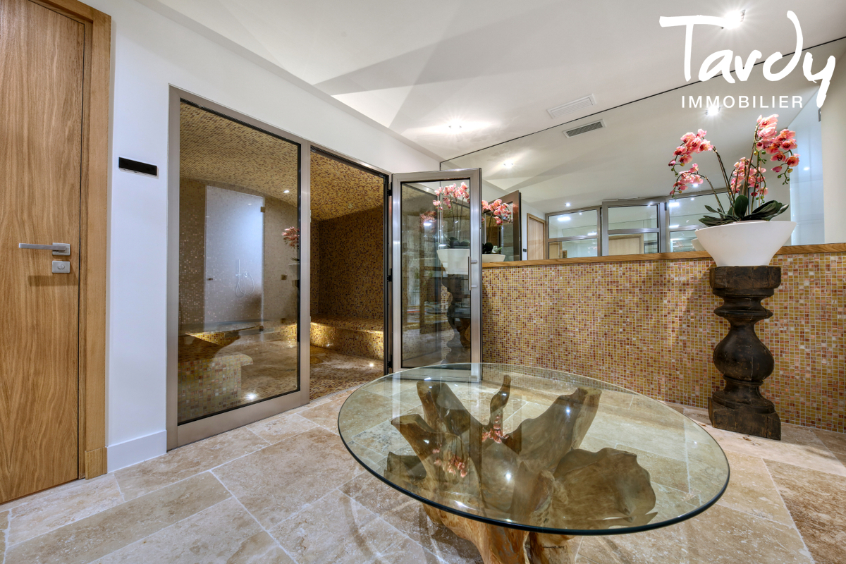 Villa  neuve contemporaine vue mer 83380 LES ISSAMBRES - Les Issambres - Villa vue mer Var