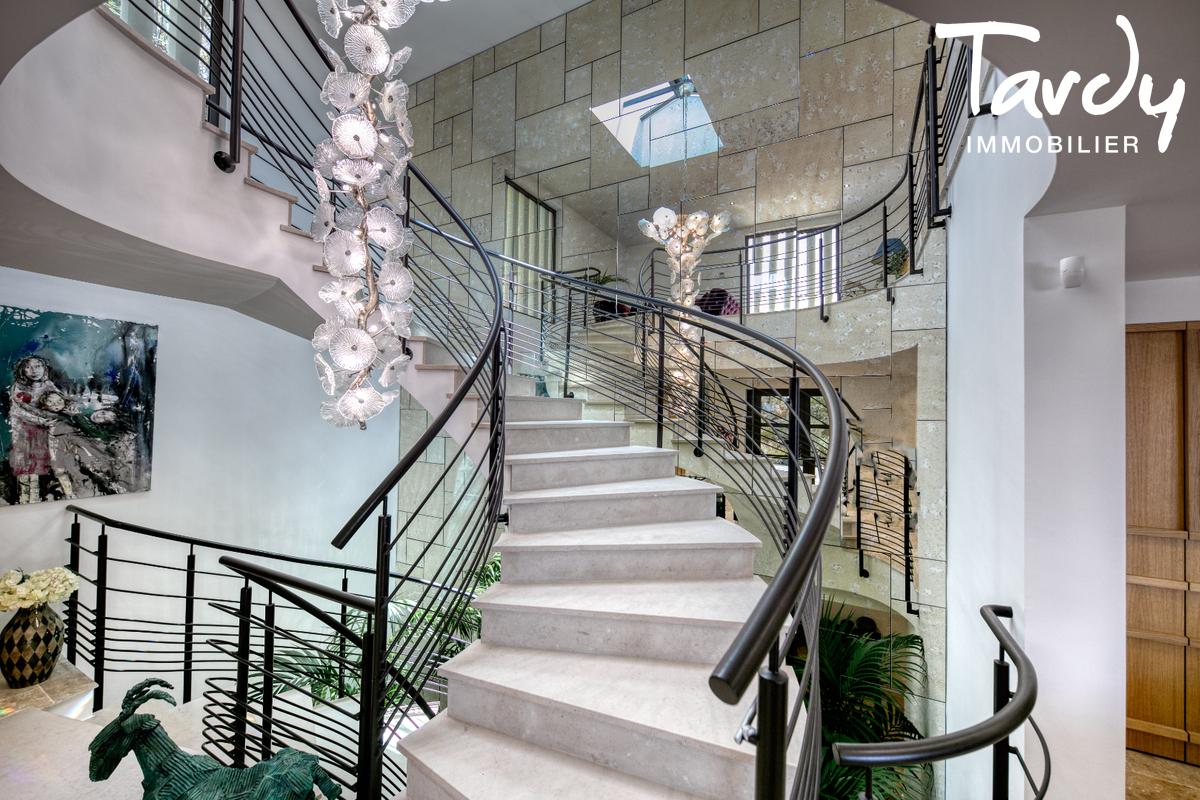 Villa  neuve contemporaine vue mer 83380 LES ISSAMBRES - Les Issambres - Properties seen nowhere else cote d azur french riviera