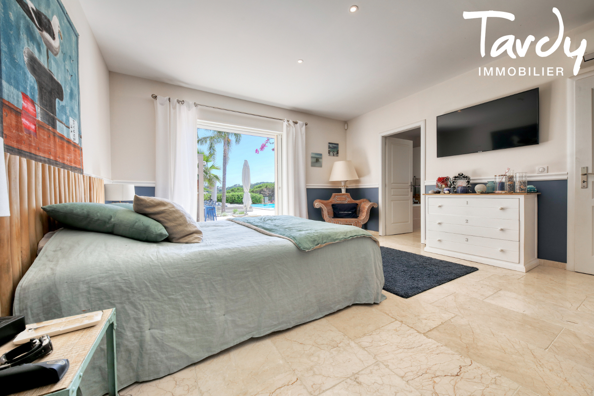 Villa récente dans domaine sécurisé- 83120 SAINTE MAXIME - Sainte-Maxime - villa vue mer sainte maxime