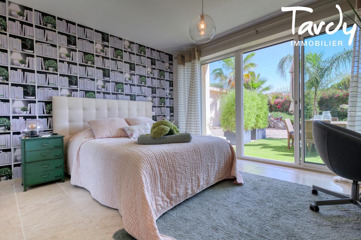 Villa récente dans domaine sécurisé- 83120 SAINTE MAXIME - Sainte-Maxime - Charles Tardy Immobilier Sainte Maxime