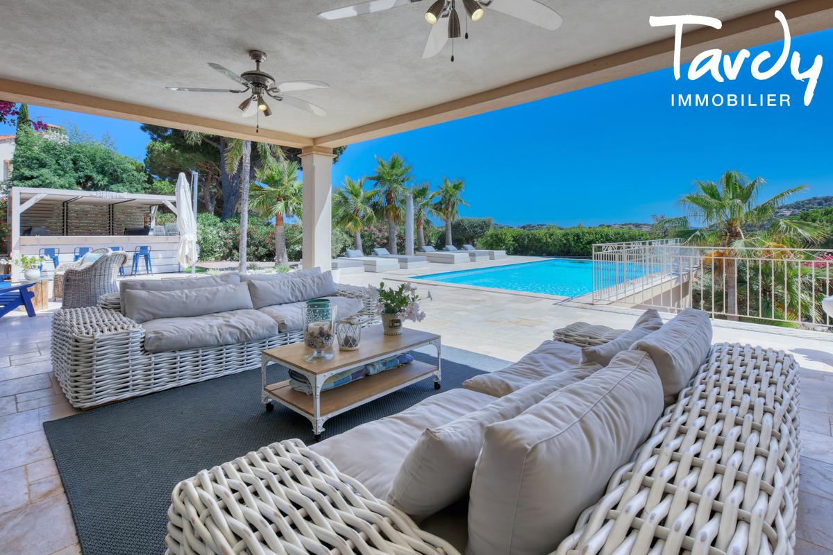 Villa récente dans domaine sécurisé- 83120 SAINTE MAXIME - Sainte-Maxime - belle maison au bord de mer Sainte Maxime