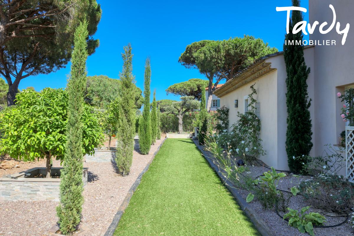 Villa récente dans domaine sécurisé- 83120 SAINTE MAXIME - Sainte-Maxime - villa sainte maxime à vendre