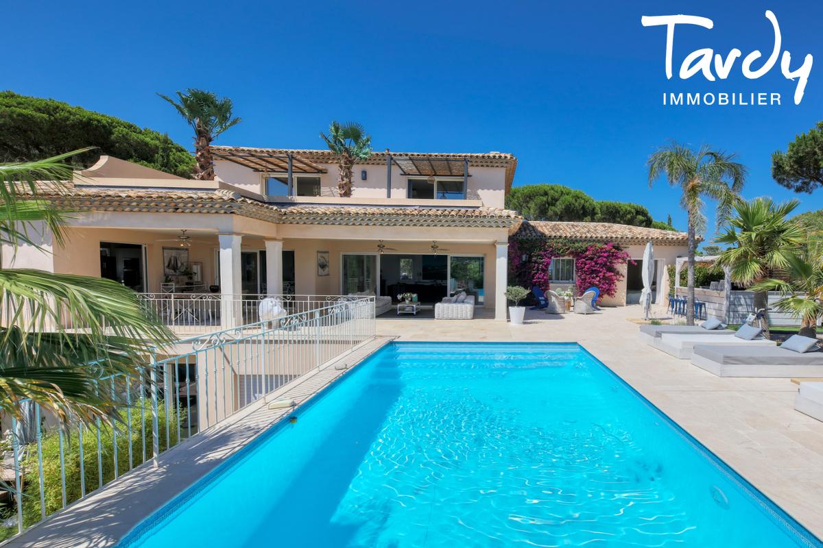 Villa récente dans domaine sécurisé- 83120 SAINTE MAXIME - Sainte-Maxime - real estate Saint tropez