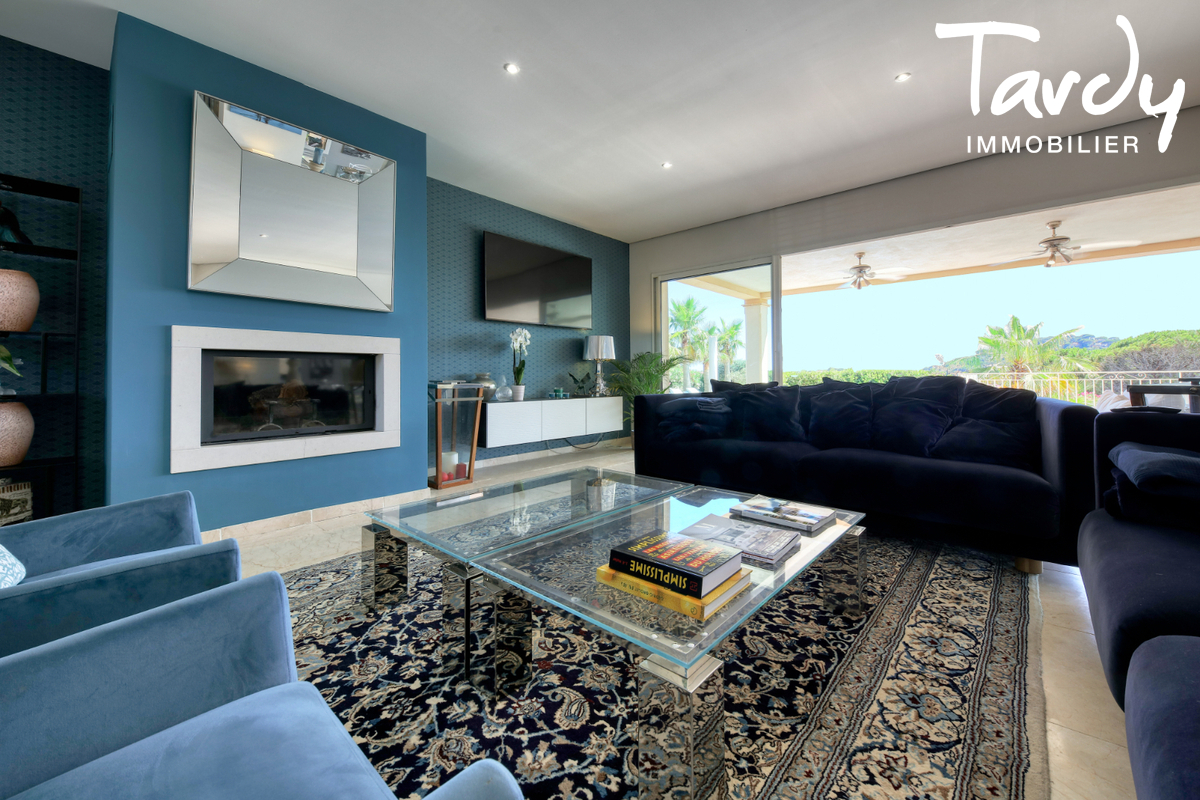 Villa récente dans domaine sécurisé- 83120 SAINTE MAXIME - Sainte-Maxime - Luxury home sea view