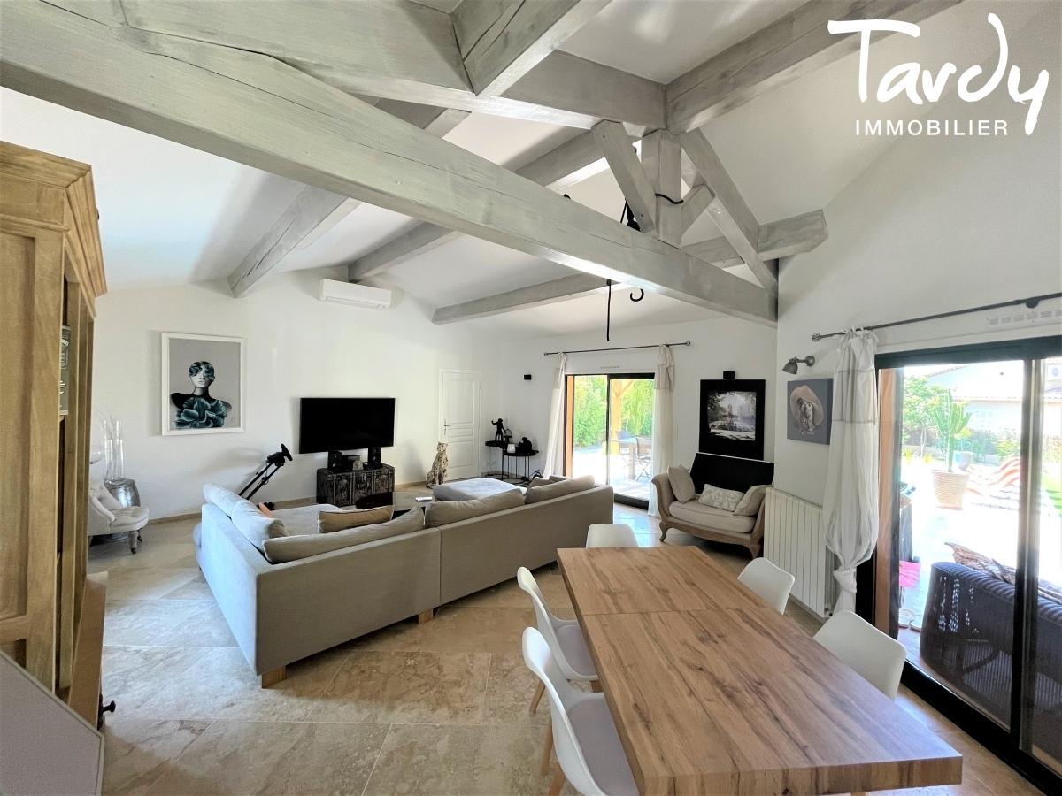 Belle maison à 50 mètres de la mer - Le Pradon 83320 CARQUEIRANNE - Carqueiranne - Villa de charme
