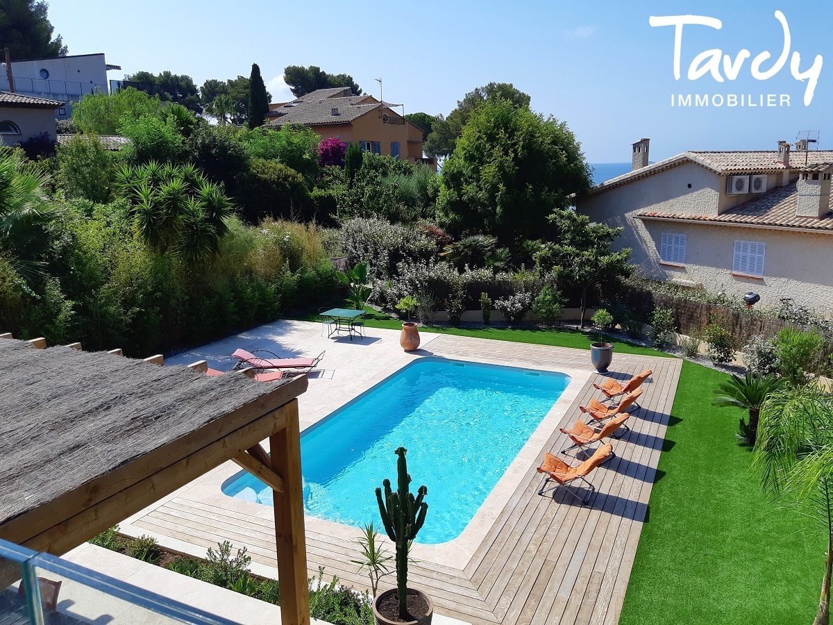 Belle maison à 50 mètres de la mer - Le Pradon 83320 CARQUEIRANNE - Carqueiranne - Villa proche Peno et Pradon
