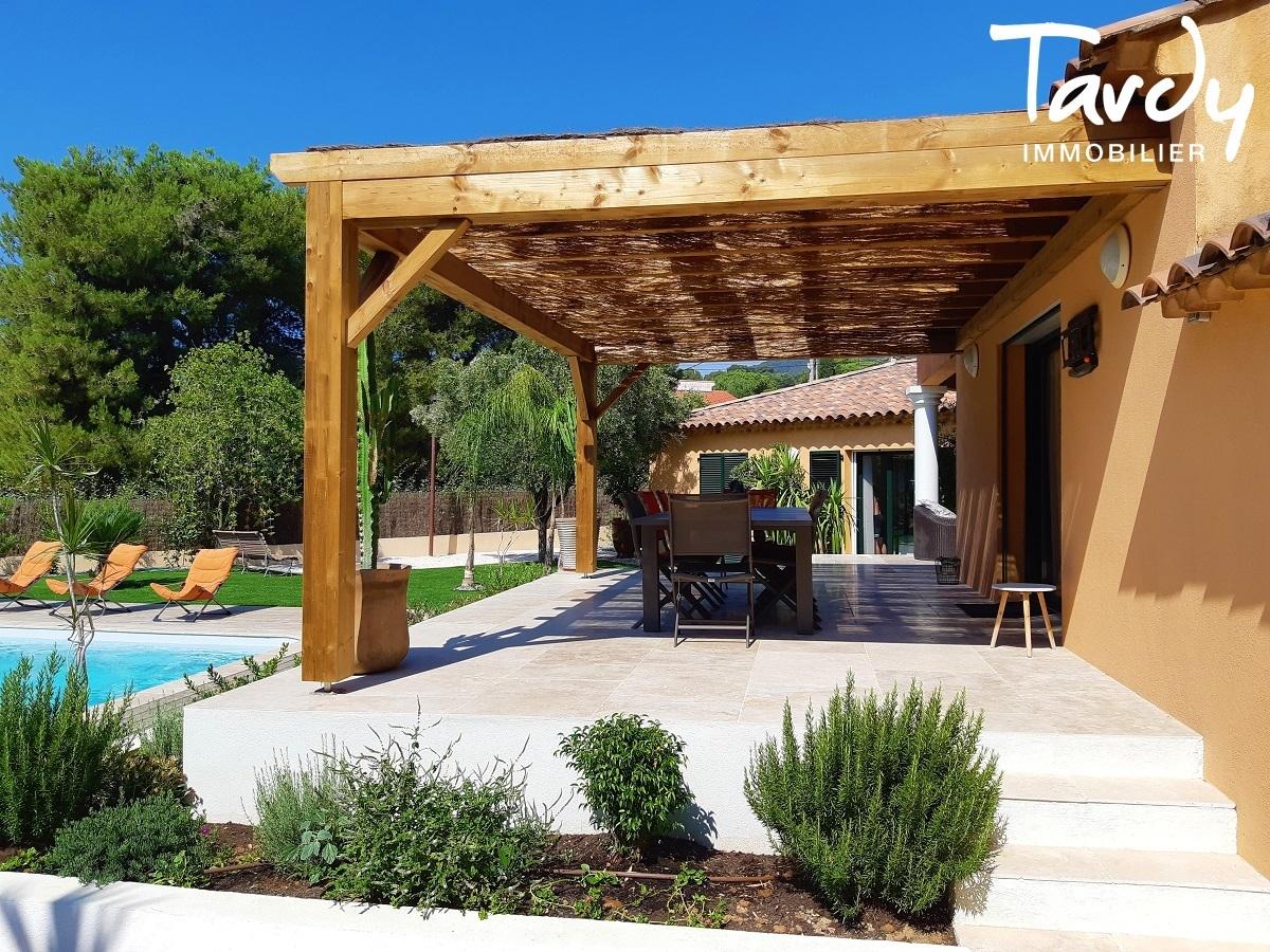 Belle maison à 50 mètres de la mer - Le Pradon 83320 CARQUEIRANNE - Carqueiranne
