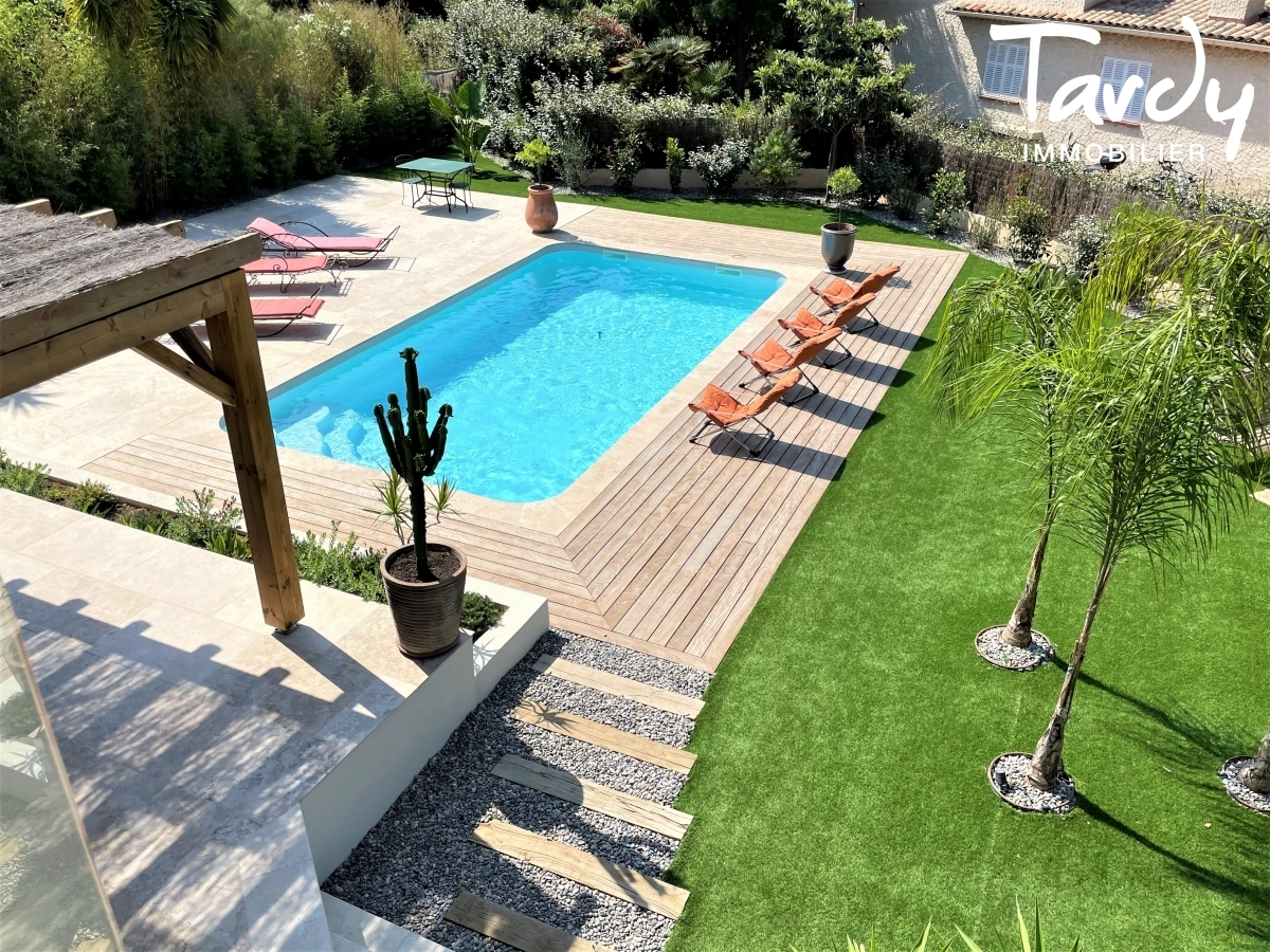 Belle maison à 50 mètres de la mer - Le Pradon 83320 CARQUEIRANNE - Carqueiranne - Proche plage Carqueiranne