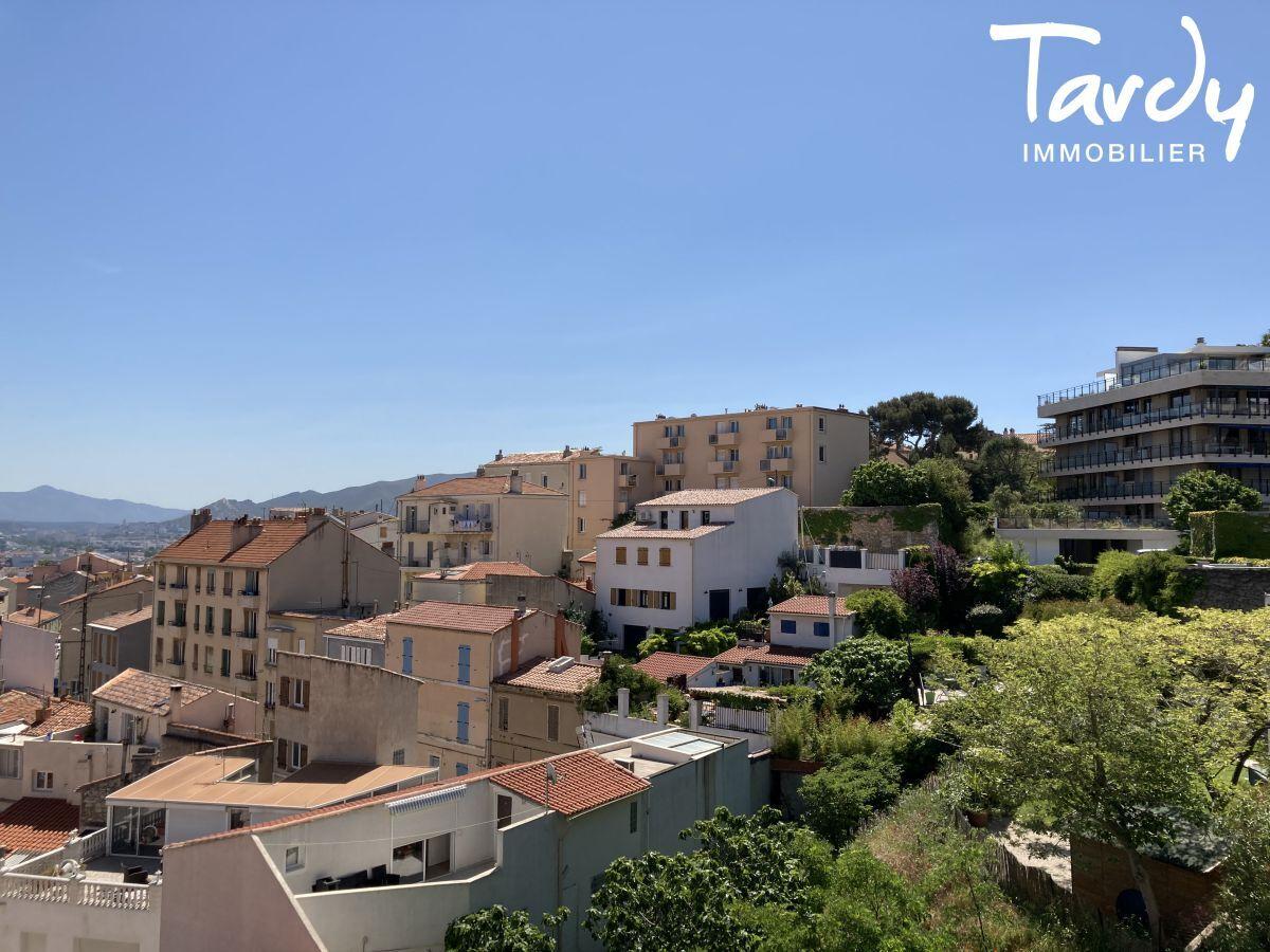 Maison de ville avec terrasse et garage - 13008 Marseille Vauban - Marseille 8ème