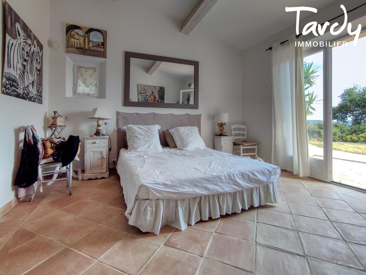 Villa avec piscine au calme - 83310- GRIMAUD - Grimaud - Villa zu verkaufen Südfrankreich