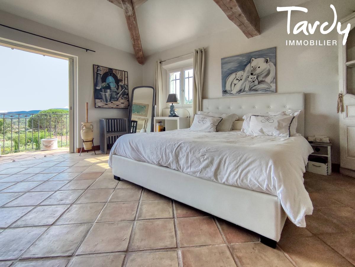 Villa avec piscine au calme - 83310- GRIMAUD - Grimaud - Hochwertige Immobilien Côte d'Azur