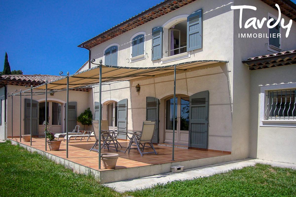 Propriété de 3 villas indépendantes - 83300 - DRAGUIGNAN  - Draguignan - lot de villas à vendre Côte d'Azur