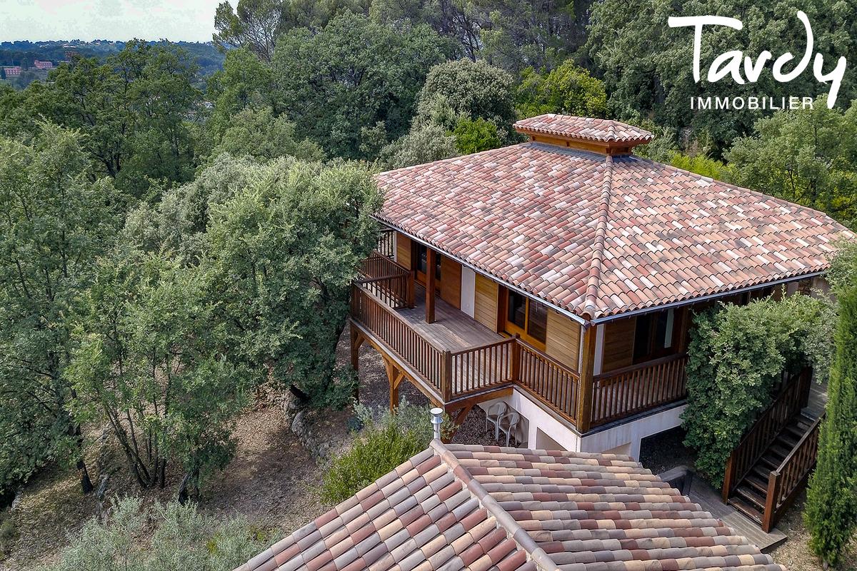 Propriété de 3 villas indépendantes - 83300 - DRAGUIGNAN  - Draguignan - Luxury real estate Saint Tropez