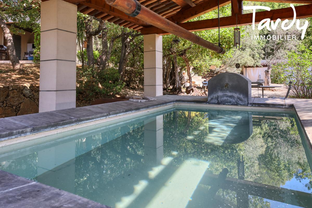 Propriété de 3 villas indépendantes - 83300 - DRAGUIGNAN  - Draguignan - investissement properties d'exception