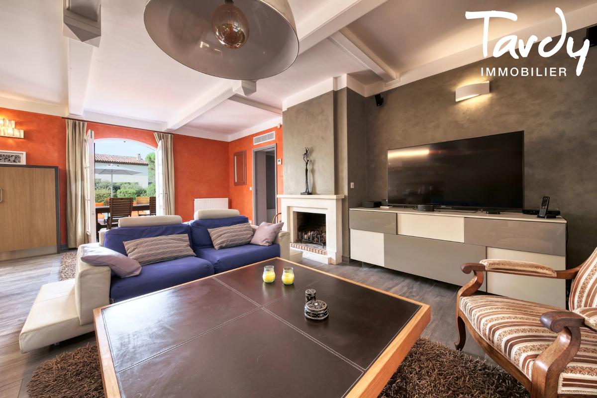 Maison dans domaine de Golf sécurisé  - 83920 - LA MOTTE - La Motte - villa for sale Golf Saint Endréol