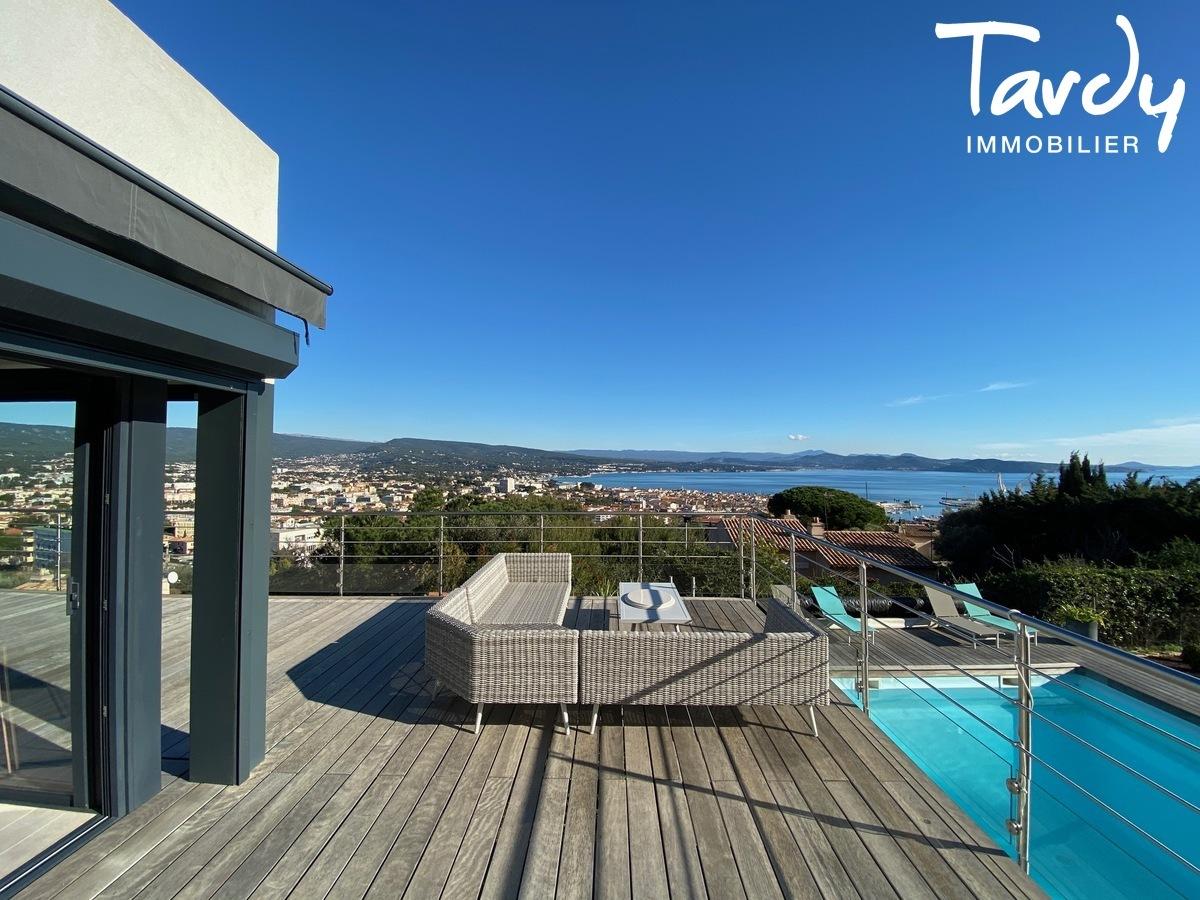Vue mer panoramique, villa familiale rénovée, sans vis à vis - 13600 LA CIOTAT - La Ciotat