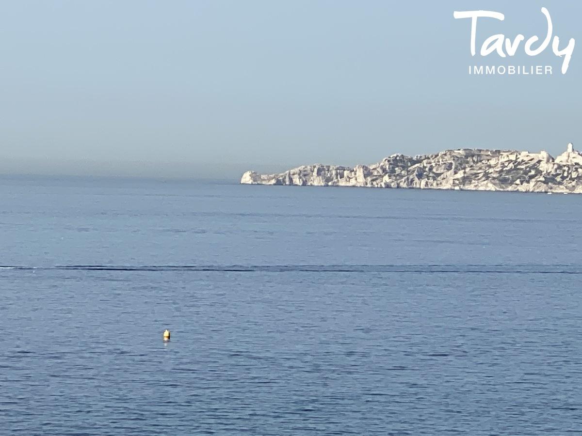 Maison de ville avec vue mer panoramique - 13007  Marseille - Marseille 7ème
