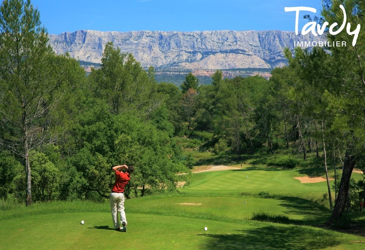 Terrains sur Golf - Domaine d'exception - proche 13100 AIX EN PROVENCE - Aix-en-Provence