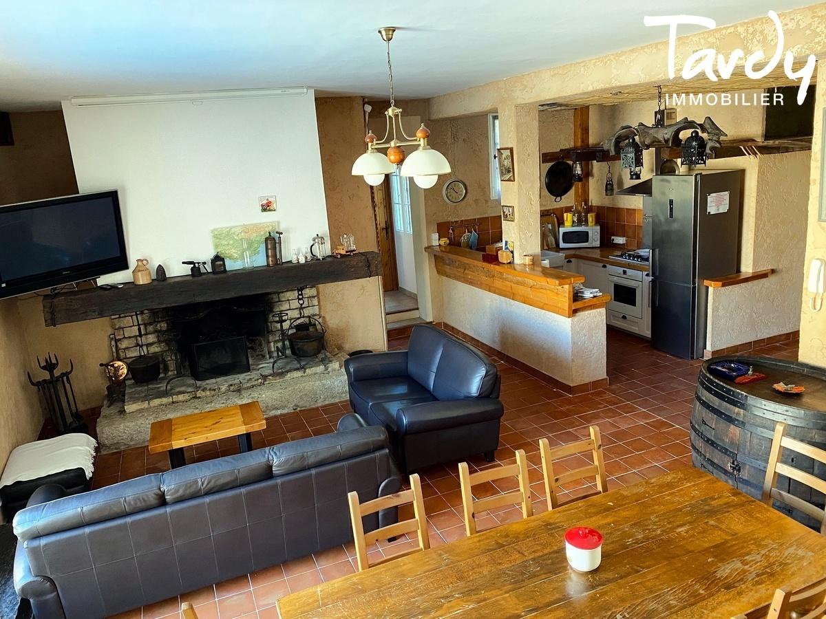 Villa 7 chambres, campagne Provençale  - 83330 EVENOS - Évenos - GITES